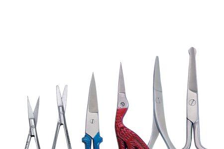 Nożyczki kosmetyczne