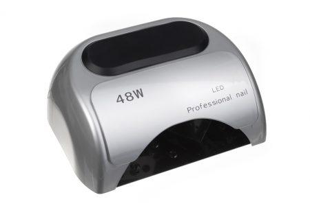 Lampa do paznokci CFL06 srebrna