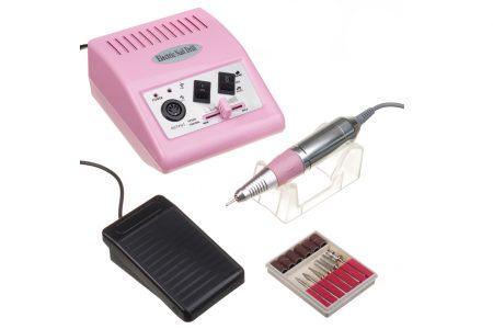 Frezarka kosmetyczna JD500 rozowa