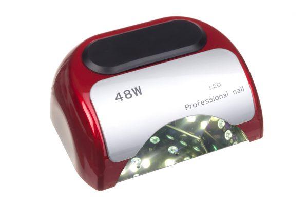 Lampa do paznokci CFL06 czerwona diody