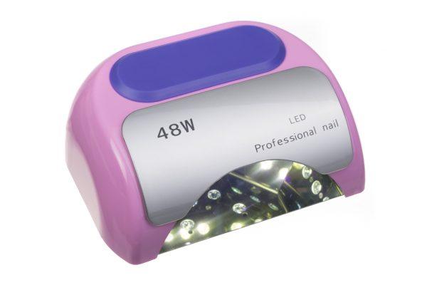 Lampa do paznokci CFL06 purpurowa diody