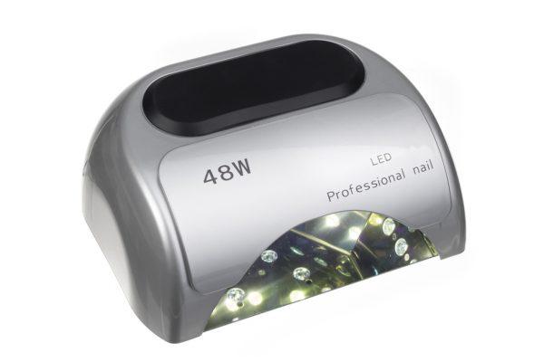 Lampa do paznokci CFL06 srebrna diody