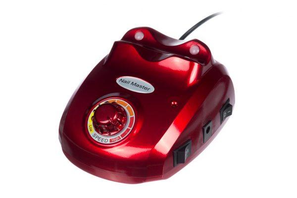 Frezarka do paznokci Sprint czerwona modul