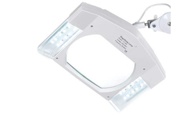 Lampa z lupą (statyw) BN-208L LED swiatlo