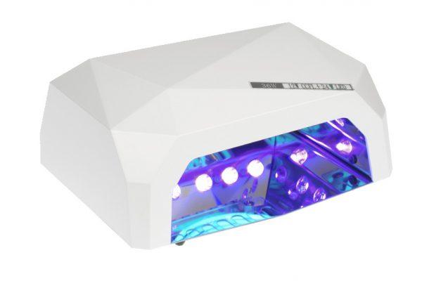 Lampa LED 36W DIAMOND do paznokci BS-557 biała swiatla