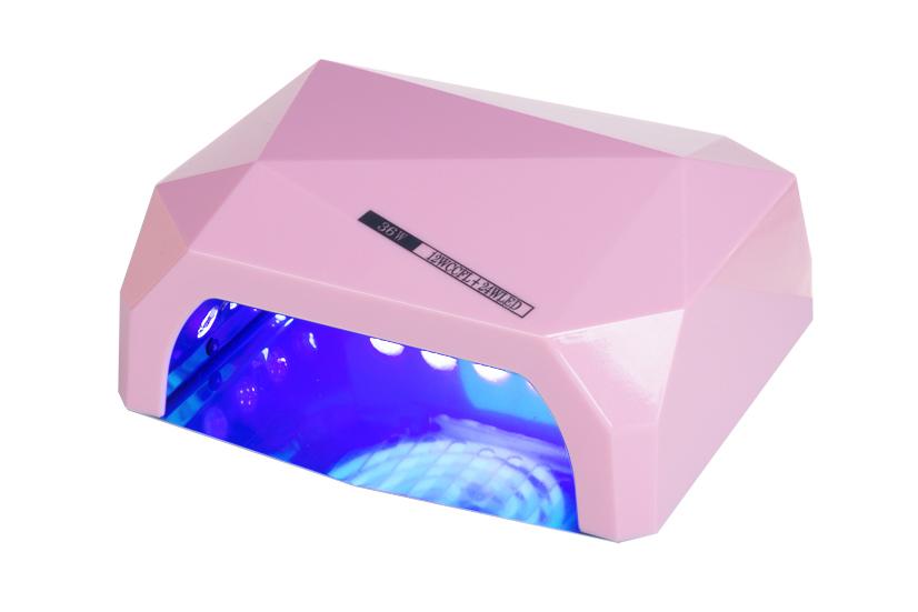 Lampa 36w Diamond Paznokci 557 Led Do Różowa Bs jLqzUMVGSp