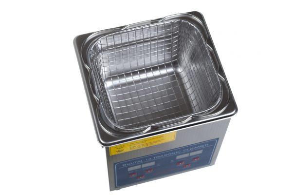Myjka ultradźwiękowa 2L BS-UC2 50W wnetrze