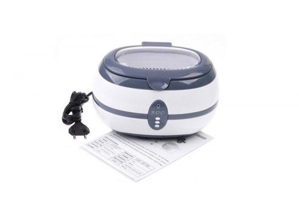 Myjka ultradźwiękowa VGT-800 otwarta