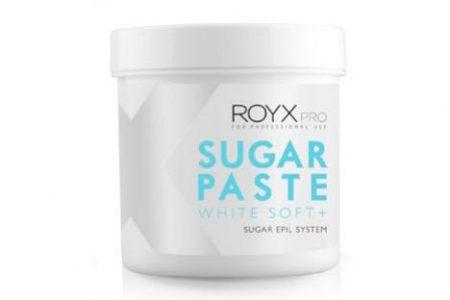pasta cukrowa do depilacji royx pro white soft
