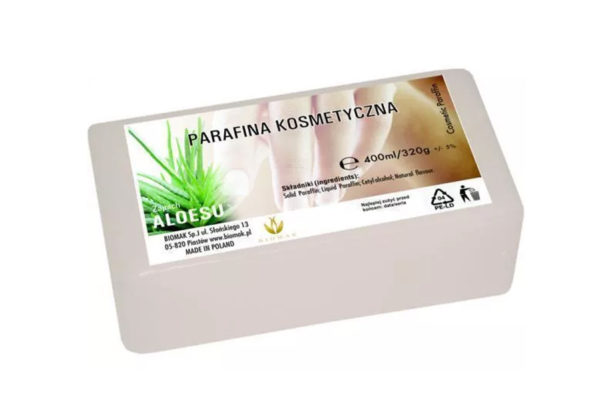parafina kosmetyczna aloesowa aloes 400