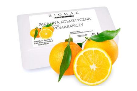 parafina kosmetyczna pomaranczowa 400