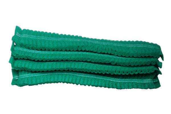 czepek ochronny CLIP zielony