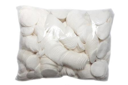 platki kosmetyczne bawelniane 1200 sztuk