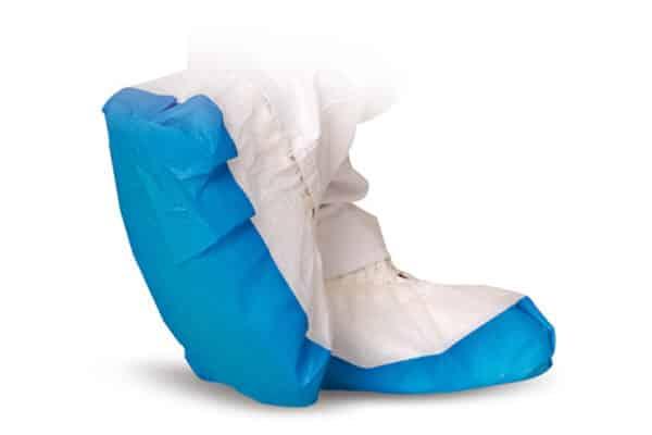Ochraniacze na obuwie wzmacniane