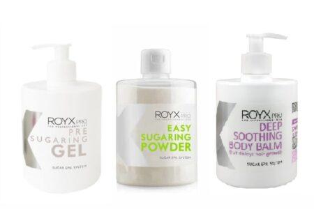 zestaw-royx-pro-kosmetyki do depilacji