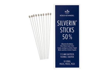 patyczki Silverin 115mm gietkie