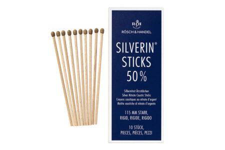 patyczki Silverin 115mm sztywne